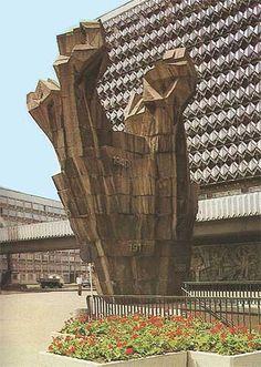 Berlin Soviet era monument
