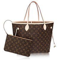 Never full bag by Louis Vuitton