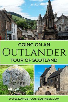 Going on an Outlander tour in Scotland | #Scotland #Outlander #guidedtours #tourreview #travel