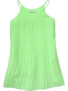 pleated chiffon shirt from old navy