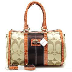Website For Discount Coachbags!!! just fot $66! | See more about coach bags, coach handbags and coaches.