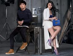 Nadine Lustre & James Reid Just Found Their New Favorite Pair of Shoes