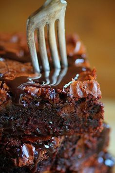 Homemade Brownies- Ditch the Box!