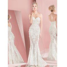 Zuhair Murad 2016 Mermaid Wedding Dresses Sweetheart Floor Length Custom Cheap Lace Wedding Gowns Spring Summer W6405 Wedding Dresses Cheap Black Wedding Dresses From Lvtdress, $130.9| Dhgate.Com