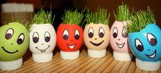 Egg selfie :) Easter decoration