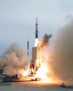 Arrow 2 Anti-Ballistic Missile (Israel)