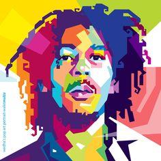 Bob Marley by WaletMulzz.deviantart.com on @DeviantArt