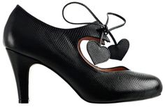 Jodie Black Reptile, 290 €, design by Minna Parikka. Wedding Shoes, Sandals, Heels, Leather, How To Wear, Outfits, Black, Hate, Design