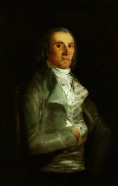 Francisco de Goya Portrait of Andr del Peral Oil on panel, 1798 37 x 25 inches x cm) National Gallery, London, England Francisco Goya, Spanish Painters, Spanish Artists, Rembrandt, Goya Paintings, Portrait Paintings, The National, National Gallery, John Singer Sargent