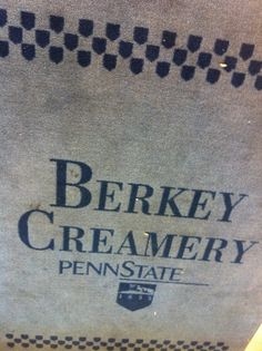Berkey Creamery @ Penn State University - State College, PA - October 2012