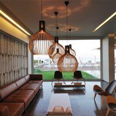 Secto design, des luminaires scandinaves qui apporteront de la chaleur dans tous les intérieurs.