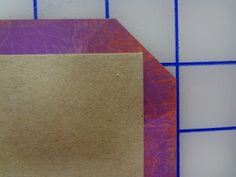 Perfect Trim Ruler -  Fantastic new tool for mini albums and books. Thanks for looking!