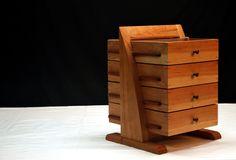 Cherry Drawer organizer trays  Designed By JK.Lee South Korea.