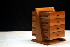 Cherry Drawer organizer trays  Designed By JK.Lee South Korea.