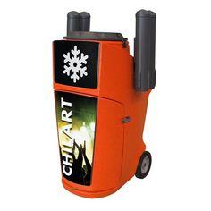 Woodstock Portable Outdoor Beer Dispenser - Orange