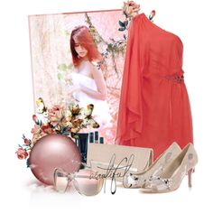 """Beauty in Radiance"" by fashionfemmefatale on Polyvore"