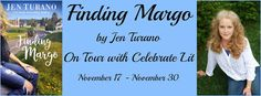 Book Bites, Bee Stings, & Butterfly Kisses: Book review with a giveaway:  Finding Margo by Jen...