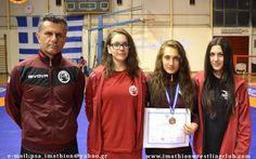 Πρωταθλήτρια Ελλάδος και στο σχολικό πρωτάθλημα η Γεωργία Γκουγκούδη του Ημαθίωνα Αλεξάνδρειας