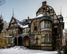 chateau notenboom by BramvdZPhotography