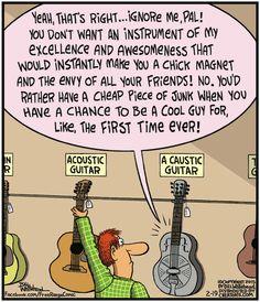 Free Range Comic Strip, February 19, 2015 on GoComics.com