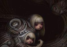 Dolls from the hole V1 de LIRAN SZEIMAN aka Liransz.