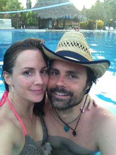 Perfect, by the pool in Playa Samara in #costarica #guanacaste.