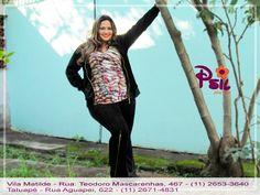 Puro luxo e conforto. #psilfashion #plussize  https://www.facebook.com/pages/Psil-Fashion/406709009378799
