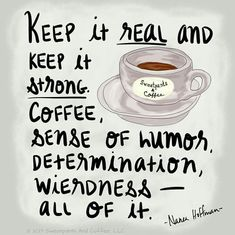 All of it. #Coffeelover