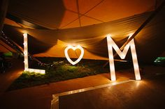 Personalised light up initial letters & heart - Image by Paper Angel Photography - Vivienne Westwood Bridal Gown For A Buddhist Outdoor Wedding In Worcestershire With Bridesmaids In J Crew And Images From Paper Angel Photography Sparkler Candles, Sparklers, Paper Angel, Wedding Lighting, The Best Is Yet To Come, Initial Letters, Vivienne Westwood, Fairy Lights, Wedding Trends