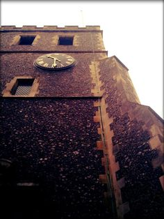 Along The Clocktower