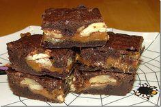 Caramel Pecan Brownies at Baking and Boys!