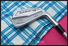 Cobra AMP Cell Pro Irons @ MyGolfSpy