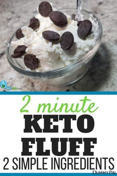 Satisfy your sweet tooth in just 2 minutes with this super easy low carb keto dessert! #lowcarb #keto #ketodessert ...can enjoy salads and vegetables steak and other proteins and even sugar-free low-carb desserts!The key is you can feel full all the time. How does ... as a chocolate bar with an equally tasty bag of nuts and not feel deprived. And if you are a dedicated chocolaholic as I am you don't have to skip #officiallyglutenfree.com/2019/06/keto-buffalo-chicken-quesadilla…