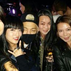 BIGBANG 2013 MAMA Backstage in HongKong