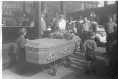 #Vintage #St Louis #Funeral Photography