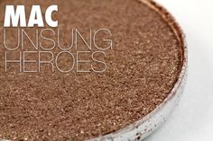 """My favourite eyeshadow for bringing out my blue eyes and suits my skin-tone (NC20): MAC """"Tempting"""". Can be worn on it's own. It also sings duets well with Woodwinked, Mulch, Bronze, Patina, Shroom, Smut, Carbon, Indianwood, All That Glitters, Retrospeck and Soba, among many others."""