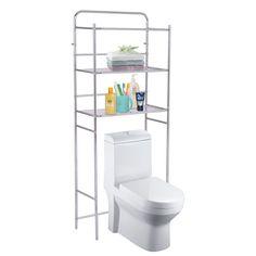 3-Tier Bathroom Storage Shelf Rack