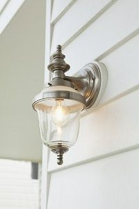Hampton Wall Bracket  Milton Lighting - for front porch