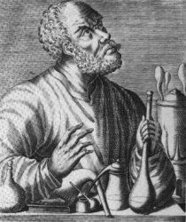 Abu Mūsā Jābir ibn Hayyān often known simply as Geber(c.721–c.815) was a prominent polymath: a chemist and alchemist, astronomer and astrologer, engineer, geographer, philosopher, physicist, and pharmacist and physician.