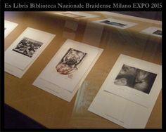 mostra concorso Ex Libris Elena Monaco