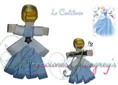 Escultura en cinta de la princesa Cenicienta!!