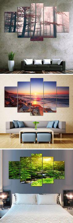 Home decor ideas:Canvas Wall Art
