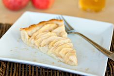 Apple Tart #RealSummerRealFlavor