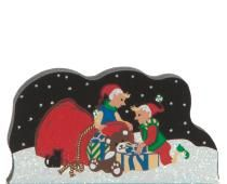 Cat's Meow/Packing Santa's Bag/2013 North Pole Collection