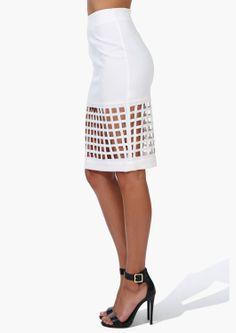Oblivion Pencil Skirt