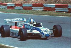 1982  Fittipaldi F8D - Ford (Chico Serra)