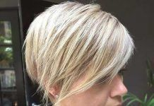 Latest Short Blonde Hairstyles for Women