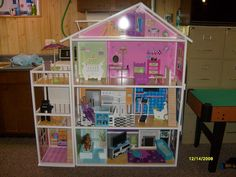Image Detail for - Barbie Doll House