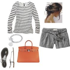 Cute late summer outfit