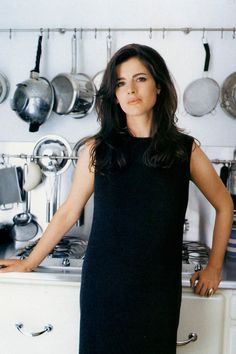 Nigella Lawson - December 1995.  A few of my favourite things. Cooking, fashion and glamour.